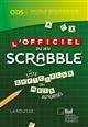 L' officiel du jeu Scrabble : la liste officielle des mots autorisés   Lévy, Florian (1972-....). Directeur de publication