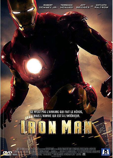 Iron Man / un film de Jon Favreau | Favreau, Jon. Metteur en scène ou réalisateur