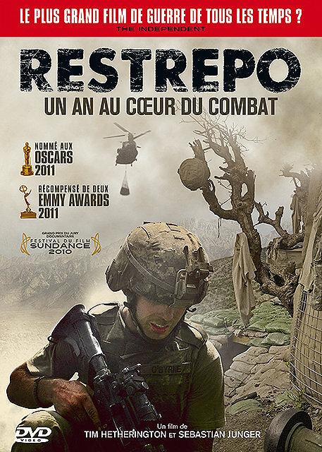 Restrepo / Sebastian Junger, Tim Hetherington, réal. | Hetherington, Tim. Réalisateur
