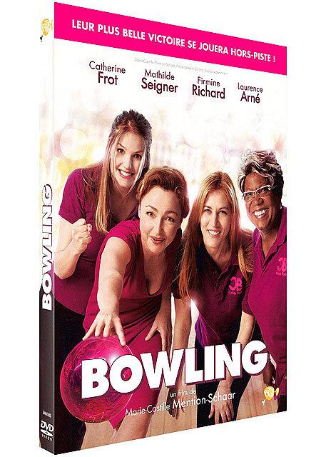 Bowling / Marie-Castille Mention-Schaar, réal.   Mention-Schaar, Marie-Castille. Metteur en scène ou réalisateur. Scénariste