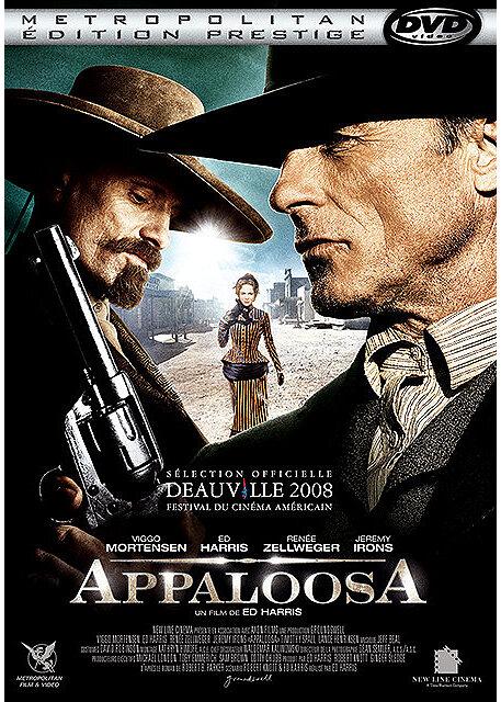 Appaloosa / Un film de Ed Harris   Harris, Ed. Metteur en scène ou réalisateur. Scénariste
