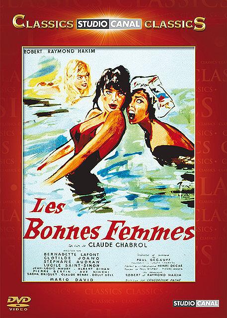 Les bonnes femmes | Chabrol, Claude (1930-2010). Réalisateur. Scénariste