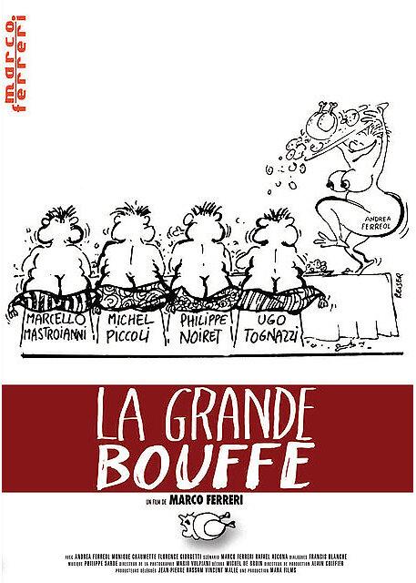 La grande bouffe = La grande abbuffata / mise en scène de Marco Ferreri |