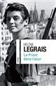 Le Front dans l'azur  | Legrais, Hélène. Auteur