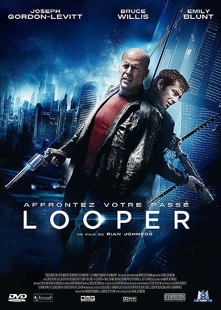 Looper | Johnson, Rian. Metteur en scène ou réalisateur