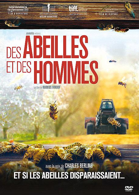 Des abeilles et des hommes = More than honey / Markus Imhoof, réal. |