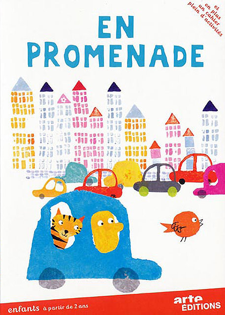 En promenade / Alicia Jaworski, Raimke Groothuizen, Reinis Kalnaellis, Lotta Geffenblad, Uzi Geffenblad, Jutta Schunemann, Siri Melchior, réal. | Melchior, Siri. Réalisateur
