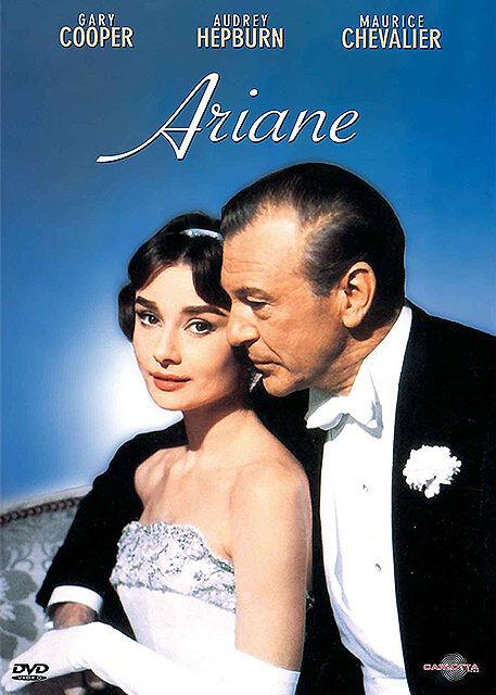 Ariane / un film de Billy Wilder | Wilder, Billy. Metteur en scène ou réalisateur. Scénariste