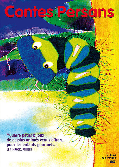 Contes persans, volume 1 / 4 films d'animation iraniens |