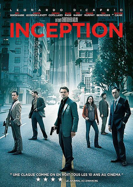 Inception | Nolan, Christopher. Metteur en scène ou réalisateur