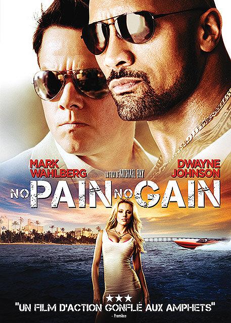 No Pain No Gain = Pain & Gain / Michael Bay, réal. | Bay, Michael (1965-....). Réalisateur