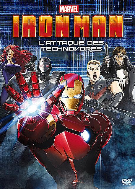 Iron Man = Iron Man : Rise of Technovore / Hiroshi Hamazaki, réal. | Hamazaki, Hiroshi. Réalisateur