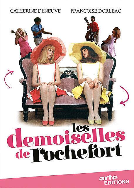 Les Demoiselles de Rochefort | Demy, Jacques (1931-1990). Réalisateur. Scénariste