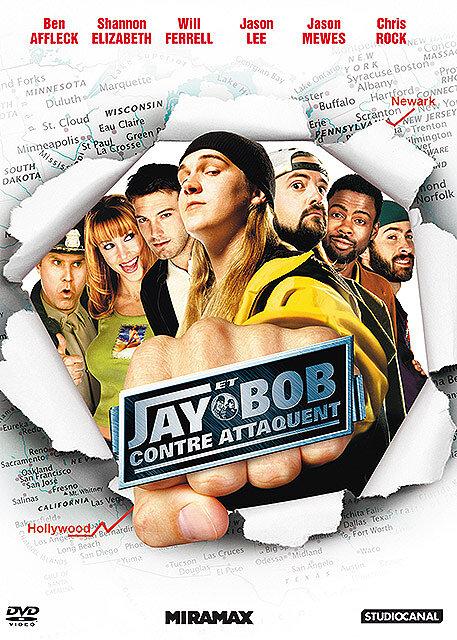 Jay & Bob contre-attaquent = Jay and Silent Bob Strike Back / Kevin Smith, réal. | Smith, Kevin. Réalisateur. Scénariste. Acteur