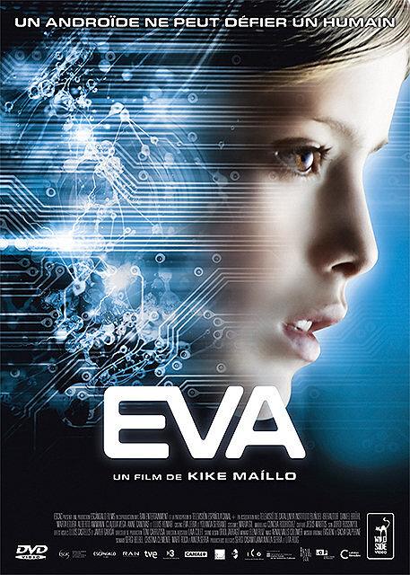 Eva / un film de Kike Maíllo | Maíllo, Kike. Metteur en scène ou réalisateur