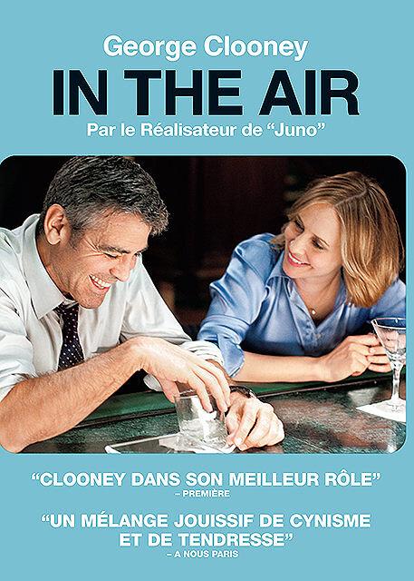 In the air = Up in the Air / Jason Reitman, réal., scénario   Reitman, Jason (1977-....). Réalisateur. Scénariste