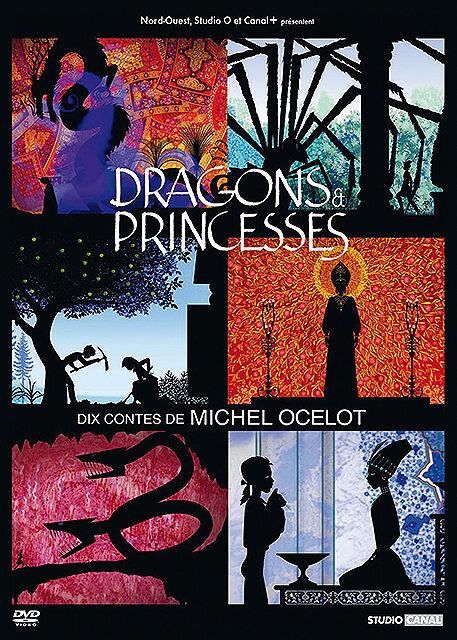 Dragons et princesses / Michel Ocelot, Réal. | Ocelot, Michel. Réalisateur