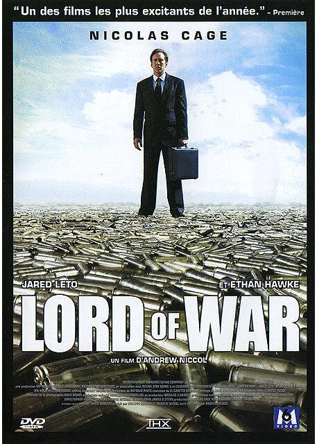 Lord of war / Andrew Niccol, réal., scénario | Niccol, Andrew. Réalisateur. Scénariste