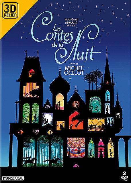 Les contes de la nuit / Michel Ocelot, réal. | Ocelot, Michel. Réalisateur. Scénariste