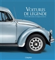 Voitures de légende : plus de 100 modèles mythiques en photos   Connen, Fabrice. Éditeur scientifique
