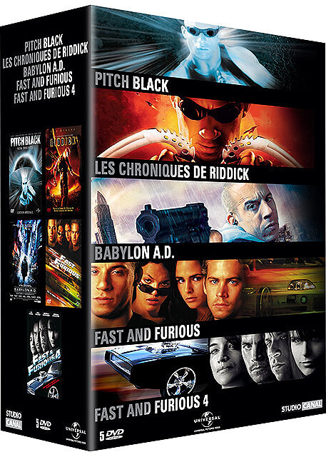Fast and Furious Vol. 04 | Lin, Justin. Réalisateur